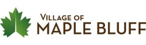 Village of Maple Bluff Logo